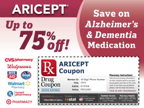 Exelon discount coupons