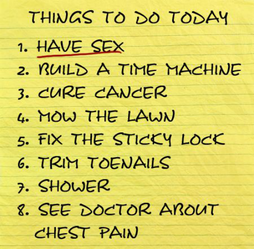 List of sexual things to do to a man