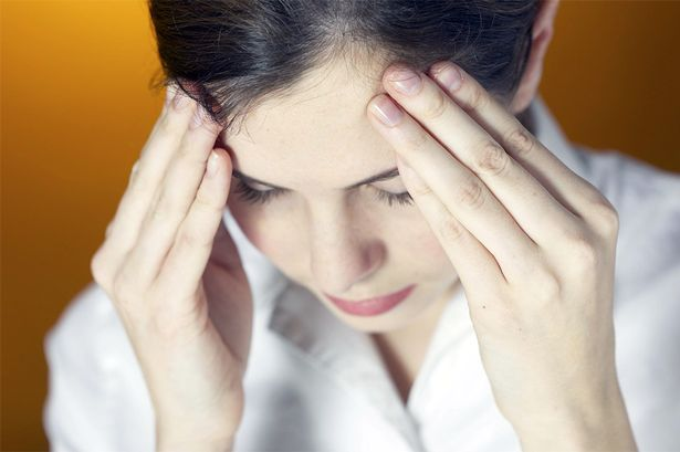 Anger affects your health through migraines, depression and increases the risk of heart diseases