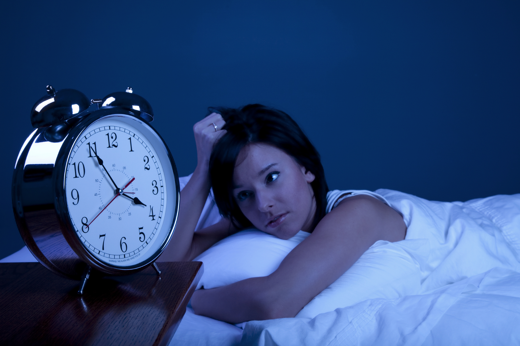 Clear alarm clocks out of your room