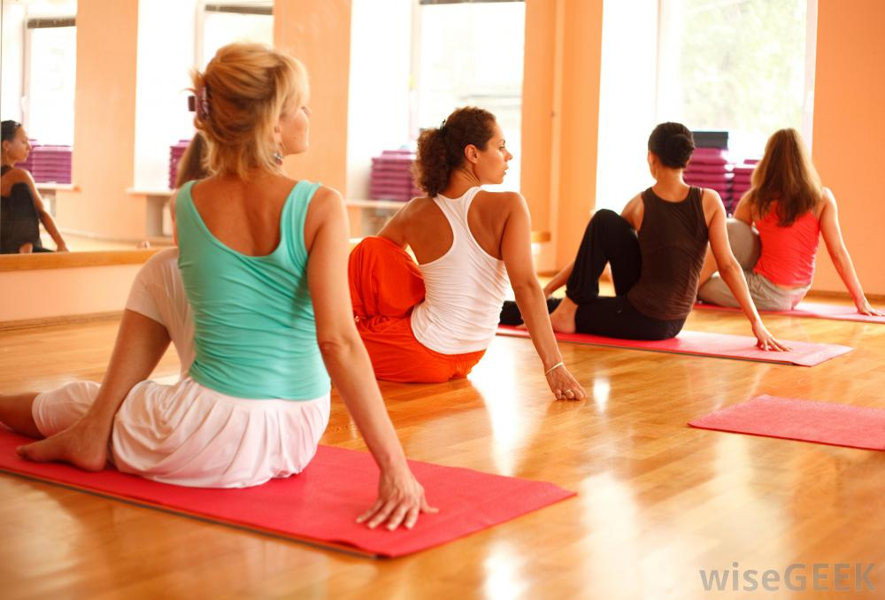 If you're a beginner, join a class or perform Yoga under supervision