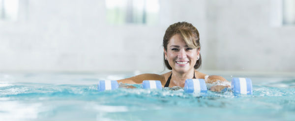 Principles of Aquatic Therapy