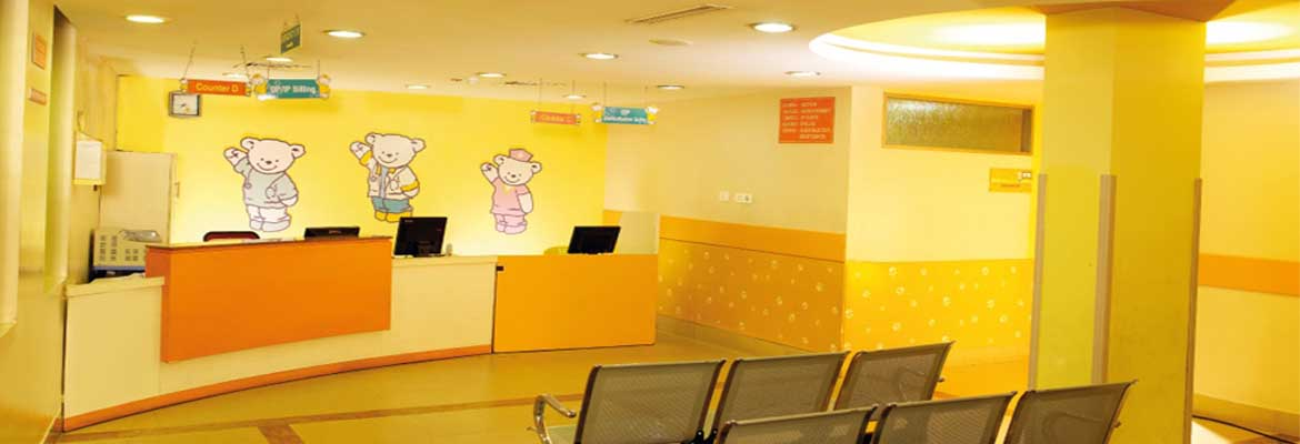 Apollo Childrens Hospital (Thousand Lights)