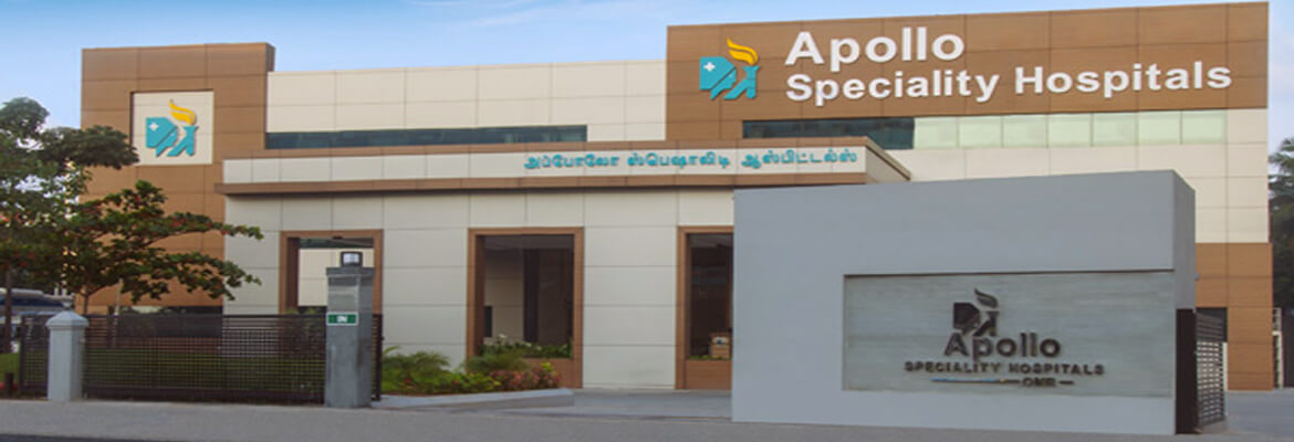 Apollo Speciality Hospital (Perungudi)