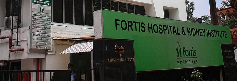 Fortis Hospital and Kidney Institute (Kolkata) in Kolkata