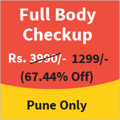 Executive Health Checkup in Pune at 67.44% Discount