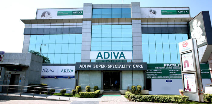 Adiva Super-specialty, New Delhi