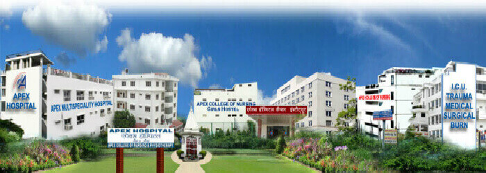 Apex Multispeciality Hospital Varanasi