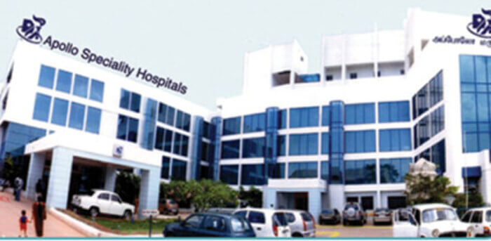 Apollo Spectra Hospital, Alwarpet