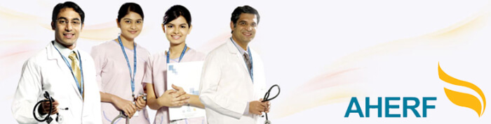 Apollo Hospitals Education and Research Foundation (AHERF), Chennai