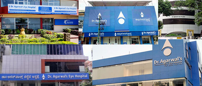 Dr. Agarwal's Eye Hospitals, India