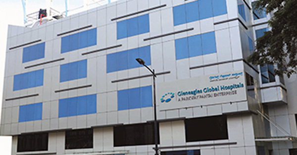 Global Hospital, Richmond Road, Bangalore