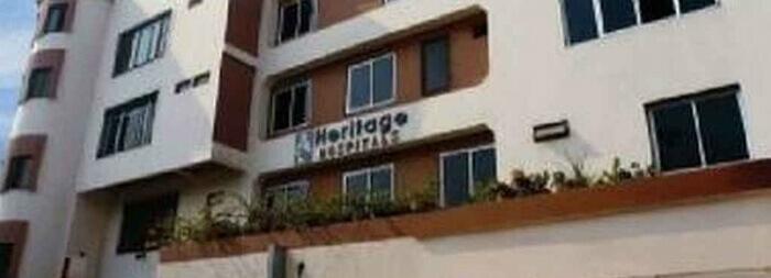 Heritage Hospital Varanasi