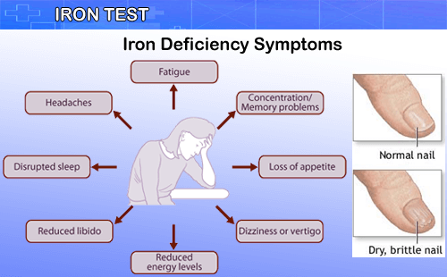 Iron Test from Thyrocare
