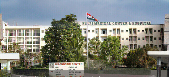Kovai Medical Center & Hospital