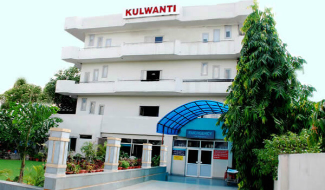 Kulwanti Hospital and Research Center Kanpur