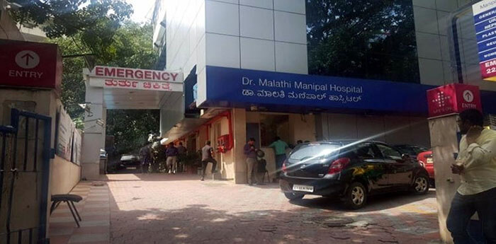 Manipal Hospital, Whitefield
