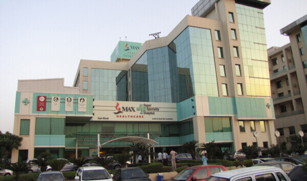 Max Superspecialty Hospital, Saket