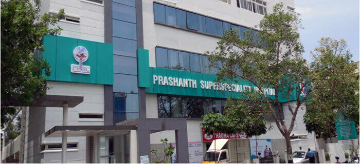 Prashant Hospital, Velachery