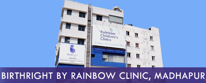 Rainbow Children's Hospital, Madhapur