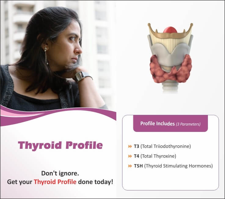 Thyroid Profile from Thyrocare