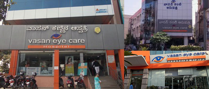 Vasan Eye Care Hospitals, India