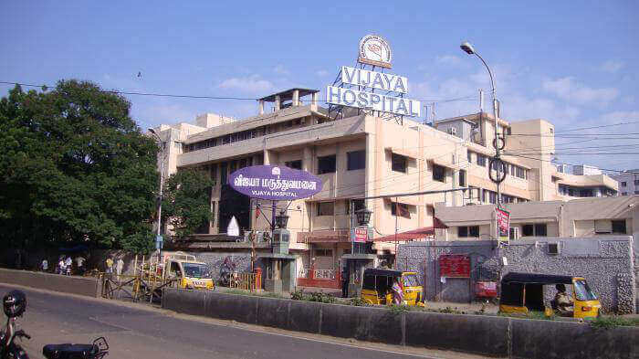 Vijaya Group of Hospitals, Chennai