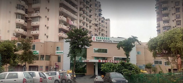 Yashoda Super Specialty Hospital Ghaziabad